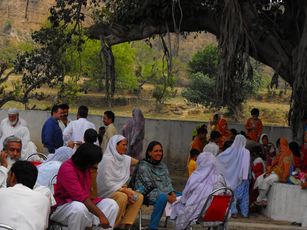 Medical Camp Lehri, Pakistan