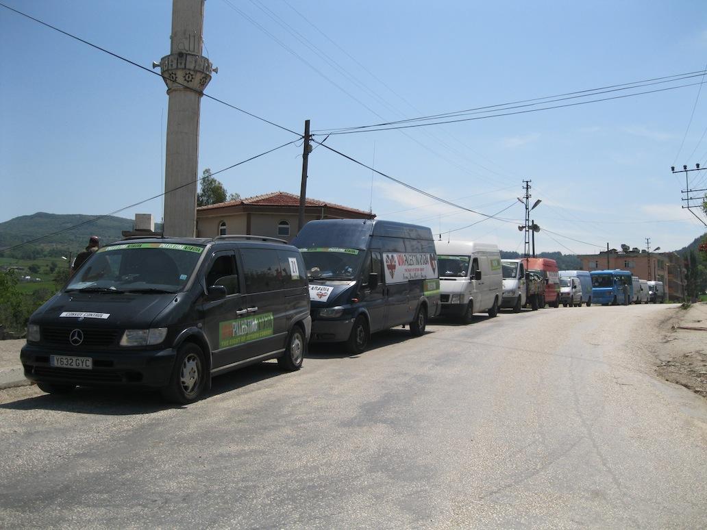 Viva Palestine Convoy 2012