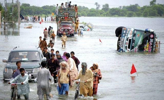 Emergency Flood Relief, Indus Valley Floods 2012