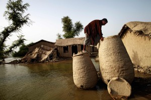 Emergency Relief - Indus Valley Floods Sep2012