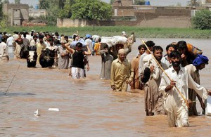 Emergency Relief - Indus Valley Floods Sep2012