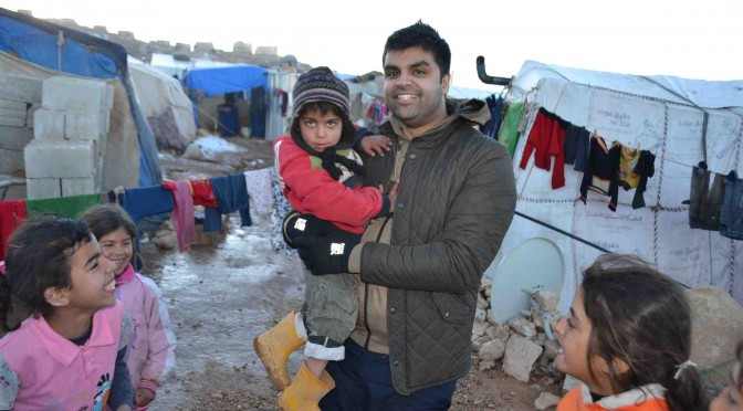 Syrian Refugees Camps