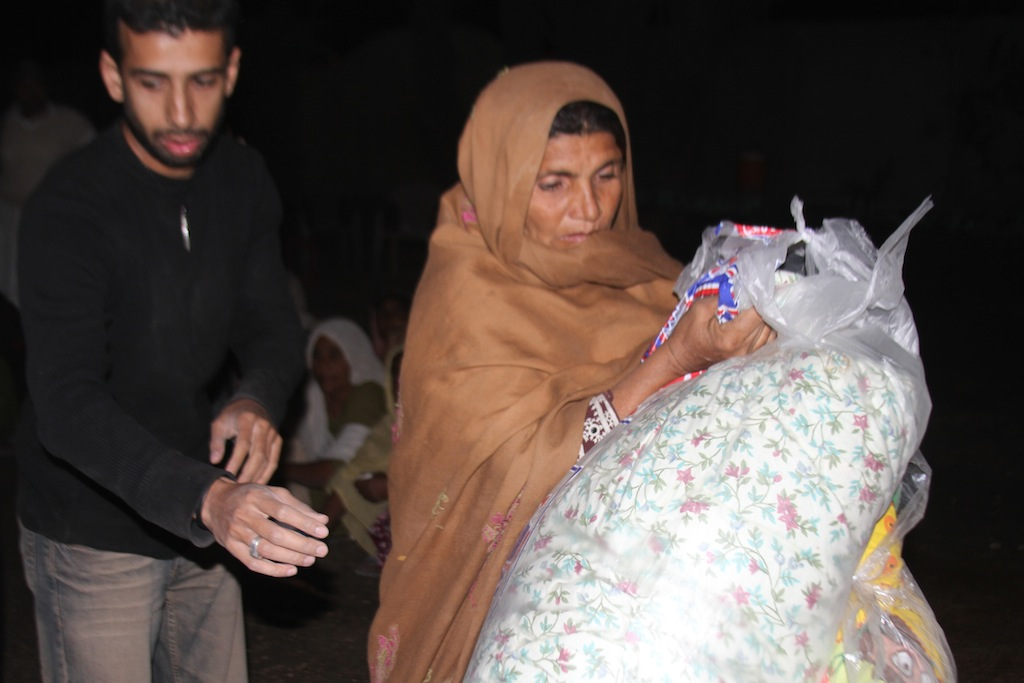 Emergency Relief 2010 Sindh, Jacobabad Pictures
