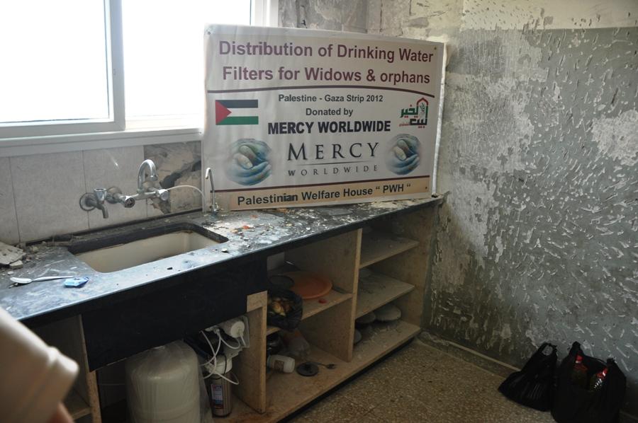 Palestine Water Filters 2012