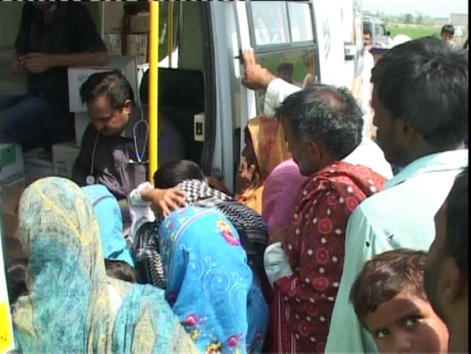 Flood Relief Dera Ghazi Khan & Rajanpur Sep-Oct 2012