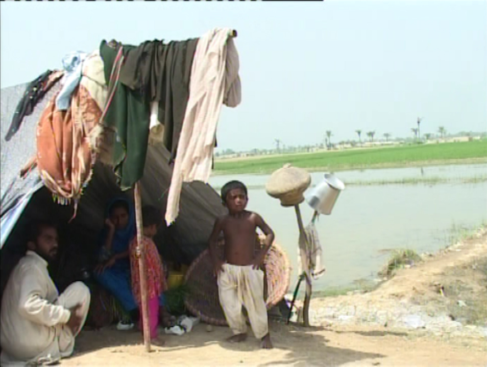 Flood Relief - DG Khan and Rajanpur 2012