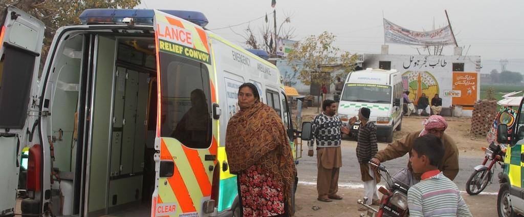 Medical Camp Dina