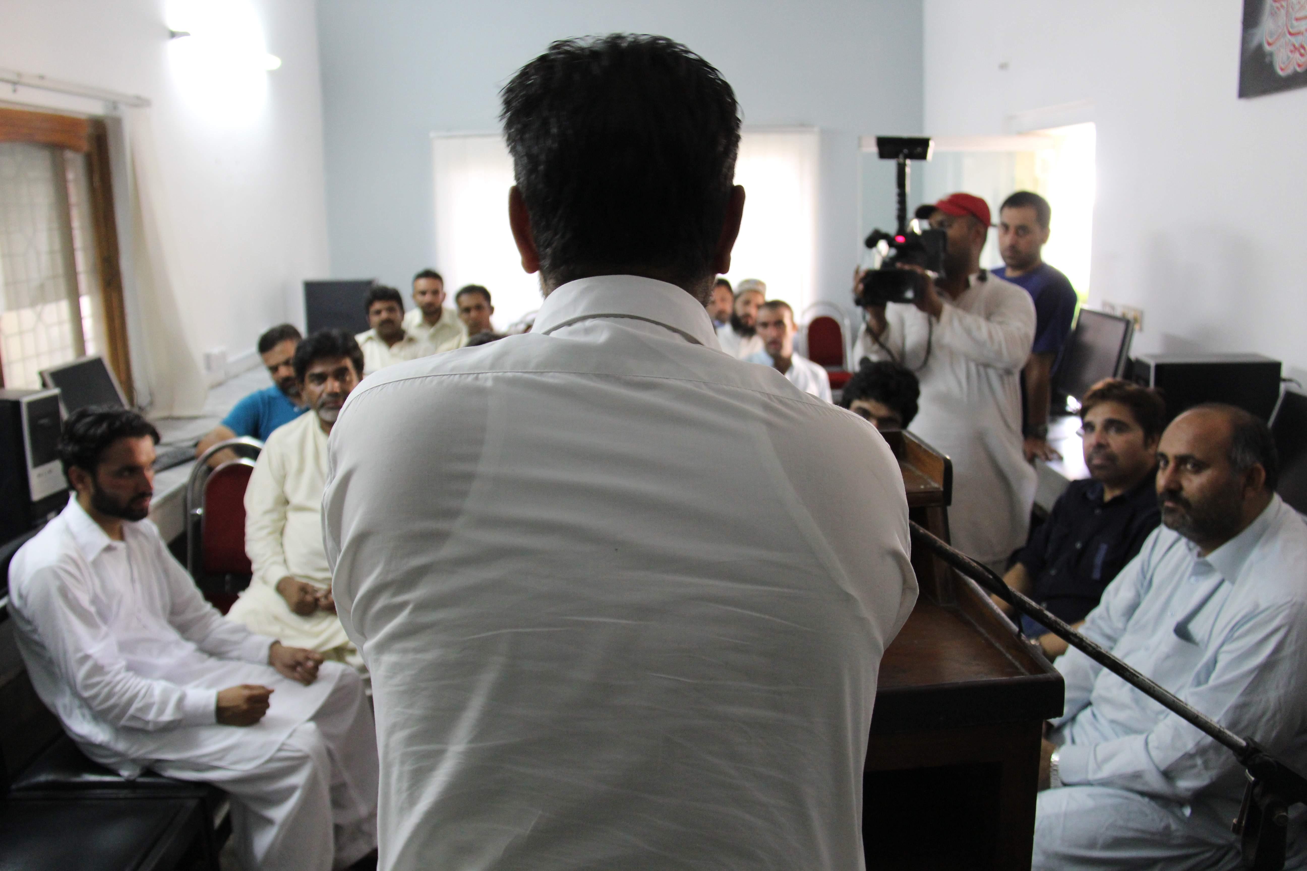 Partner Network  in Pakistan Event June 2013