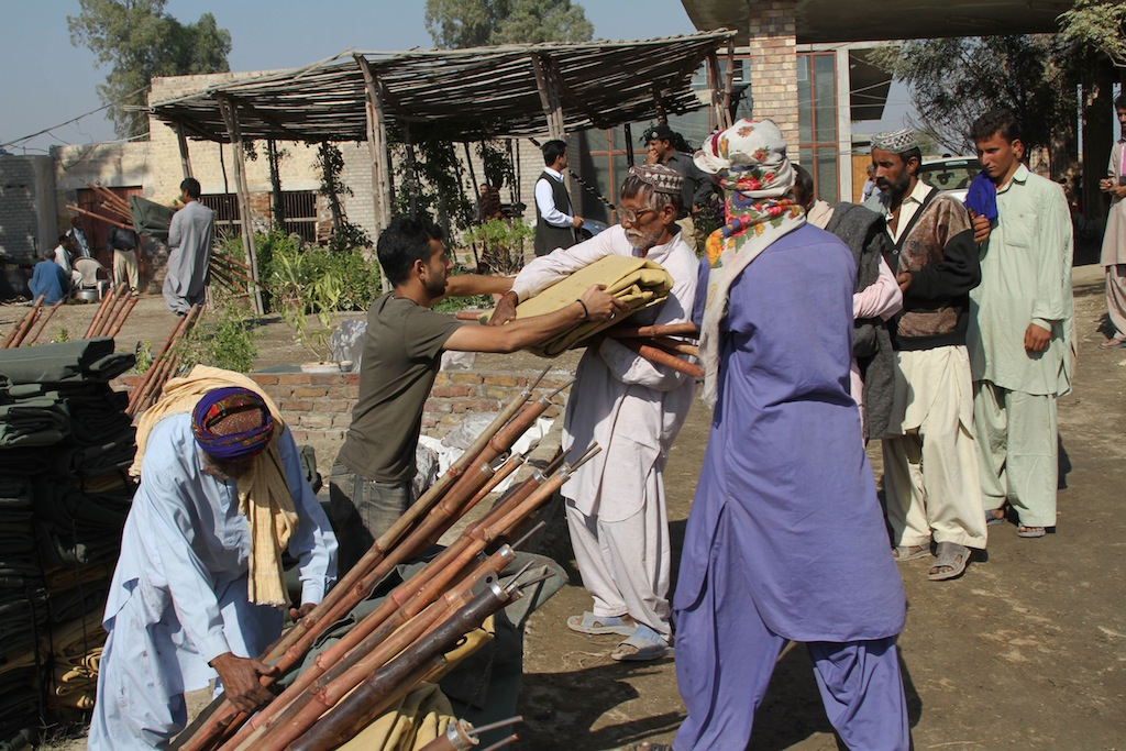 Emergency Relief April 2011 in Sindh
